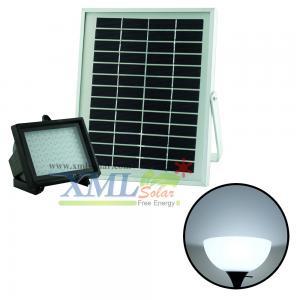 ไฟสปอตไลท์โซล่าเซลล์ 64 LED (เเสง : ขาว)
