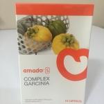 Amado S (อมาโด้ เอส) ลดน้ำหนัก กล่องส้ม