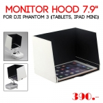 "Monitor Hood 7.9"" for DJI Phantom 3 (Tablets, iPad mini)"