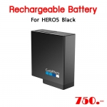 Rechargeable Battery For HERO5 Black