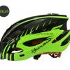 หมวกจักรยาน RockBros สีเขียวดำ