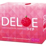DELOE ดีโล่ ดีท็อกซ์ สวยใส หุ่นกระชับ สุขภาพดี ปลอดภัย 100%