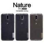 เคส Motorola G4 Plus ยี่ห้อ Nillkin รุ่น Nature Tpu Case
