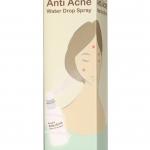 Rayshi Anti Acne Water Drop Spray สเปรย์หน้าใส ลดสิว ป้องกันแบคทีเรียสะสมบนใบหน้า ยิ่งฉีดหน้ายิ่งขาวใส
