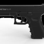 Retay 17 Black