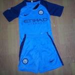 ชุดบอลเด็ก Manchester Cityฤดูกาล 2016-2017