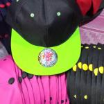 หมวกทรงฮิปฮอปสำหรับปักโลโก้