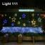 ไฟตาข่าย LED ขนาดใหญ่ 3x3 m สีแดง (กระพริบ) thumbnail 16