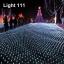 ไฟตาข่าย LED ขนาดใหญ่ 3x3 m สีแดง (กระพริบ) thumbnail 13