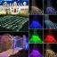 ไฟตาข่าย LED ขนาดใหญ่ 3x3 m สีแดง (กระพริบ) thumbnail 4