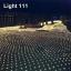 ไฟตาข่าย LED ขนาดใหญ่ 3x3 m สีแดง (กระพริบ) thumbnail 10