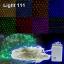 ไฟตาข่าย LED ขนาดใหญ่ 3x3 m สีแดง (กระพริบ) thumbnail 5