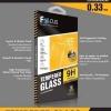iPad Air2 - ฟิลม์ กระจกนิรภัย FOCUS แบบใส UC 0.33 mm แท้