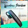 HOCO E1 Wireless Earphone Headset หูฟังบูลทูด แท้