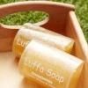 12 ชิ้น -- สบู่ก้อนใยบวบสมุนไพรกลิ่นอโรม่า -- ตะไคร้หอม ผสมน้ำผึ้ง 100 กรัม ลด 30% เหลือ 49 บาท/ชิ้น