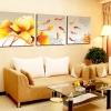 ภาพปลาคราฟ 9ตัวบัวสีทอง ได้ 3ภาพ Art-ki