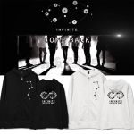 Jacket Hoodie INFINITE ONLY -ระบุสี/ไซต์