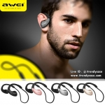 AWEI หูฟังบลูทูธ A885BL Born For Sport Waterproof Bluetooth Headphone แท้