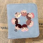 กระเป๋าสตางค์การ์ตูน GOT7 FLY -ระบุสี-