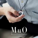 Rock Mu0 หูฟังบลูทูธ พร้อมสายคล้อง (ปุ่มกด) Bluetooth Stereo Earbuds แท้