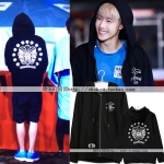 Jacket Hoodie CHROME HEART Sty.Mark GOT7 -ระบุไซต์/สี-
