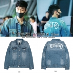Jacket OFF-WHITE DENIM 16ss Sty.Lay EXO -ระบุไซต์-