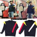 เสื้อแขนยาว PALACE Sty.KRIS EXO -ระบุไซต์-