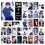 Lomo card set BTS WINGS - JUNGKOOK (30pc)