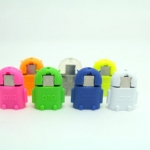 Micro USB OTG Adapter Android Robot