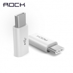 ROCK หัวแปลง Type-C To Micro Converter Adapter แท้