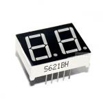 "7 Segment 0.56"" Common Anode 2 digit Red ไฟ 7 segment 0.56"" 2 หลัก สีแดงแบบไฟบวกร่วม 5261B"