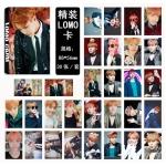 Lomo card set BTS WINGS- J-HOPE (30pc)