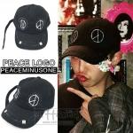หมวก PEACEMINUSONE LOGO PEACE แบบ G-Dragon