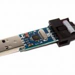 USBASP USBISP AVR Programmer USB ATMEGA8 ATMEGA128 Support Win7 64K