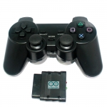 PS2 JoyStick playstation wireless for Arduino จอย PS2 playstation แบบไร้สาย