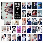 Lomo card set BTS WINGS - JIMIN (30pc)