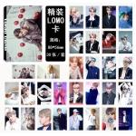 Lomo card set BTS WINGS - JIMIN (30pc)