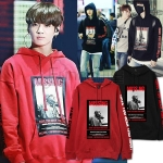 Hoodie MISSING Have You Seen Sty.JUNGKOOK -ระบุสี/ไซต์-