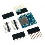 D1 Shield MICRO SD TF CARD Module For D1 mini SD Card
