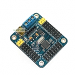 16-Channel Servo Motor Control Driver Board for Arduino Robot Biped Spider พร้อมสาย USB