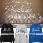 เสื้อแขนยาว Girl's Generation Phantasia -ระบุไซต์/สี-