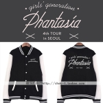 Jacket Basketball Girl's Generation Phantasia -ระบุไซต์-