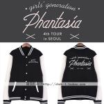 Jacket Basketball Girl's Generation Phantasia -ระบุไซต์-
