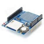 สอน วิธี ใช้งาน Arduino Data Log ger Shield ใช้งาน บันทึกข้อมูลและเวลาลงใน SD Card ได้ใน 3 นาที