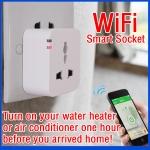 Smart Plug ปลั๊ก 3G/WIFI ควบคุมด้วยโทรศัพท์มือถือ smart plug