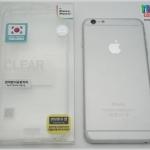 iPhone 6 Plus, 6s Plus - เคสใส TPU Clear Mercury Jelly Case แท้