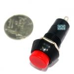 Switch สวิตช์ กดติด-กดดับ 250V 3A สีแดง