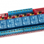 8 Channel Relay (10A) 5V Relay 8 ช่อง Module Board for Arduino PIC AVR MCU DSP ARM