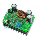 Step Up power boost module 12V ~ 60V to 12V ~ 80V 600W โมดูลแปลงไฟขึ้น 12-60V เป็น 12-80V กำลังสูงสุด 600W
