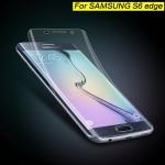 Samsung Galaxy S6 Edge Plus (เต็มจอ) - ฟิลม์โค้ง PET P-One ราคาถูกที่สุด